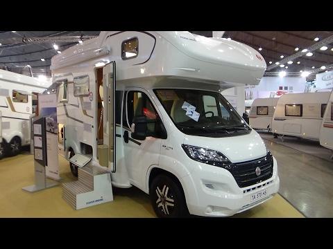 2017 Eura Mobil Terrestra A 570 HS - Exterior and Interior - Caravan Show CMT Stuttgart 2017