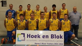 River Trotters Heren 1 vs TSBV Pendragon