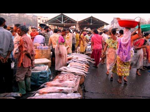 Bhaucha Dhakka Fish Market (Ferry Wharf) #BhauchaDhakka