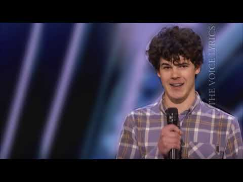 Lionel Richie - Hello by Joseph OBrien (America's Got Talent