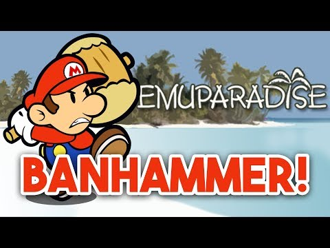EmuParadise game website halts illegal ROMs in fear of lawsuits