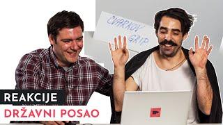Sa Torbicom i Boškićem do sigurnog posla! | MONDO REAKCIJE | S01E12