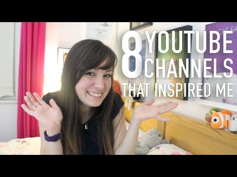 8 YouTube Channels That Inspired Me To Make Videos (& NEW JOB!)