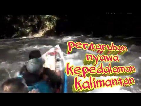 Petualangan Kehulu Sungai Busang Kalteng