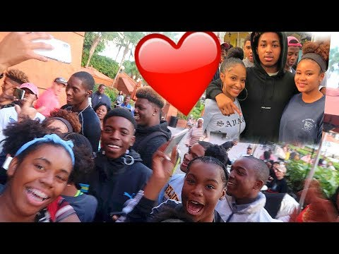 BAHAMAS MEET UP *INSANE CROWD!* | VLOGMAS DAY 11