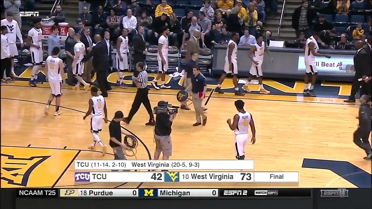 TCU vs. West Virginia score: Horned Frogs take control of Big 12 with ...