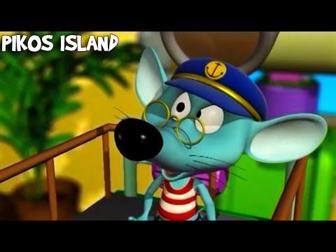 Pikos Island 4.Bölüm   Çizgi Dizi İzle