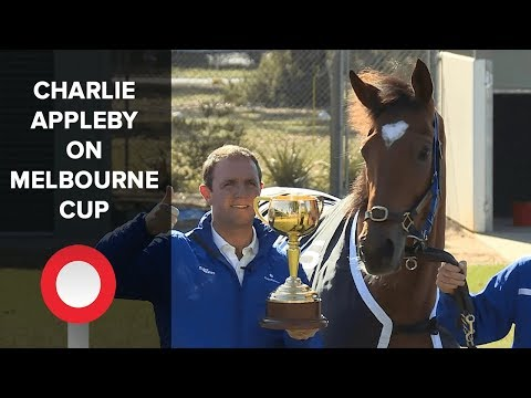 Cross Counter trainer Charlie Appleby reflects on Melbourne Cup win