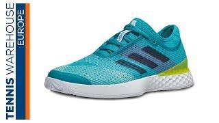 TWE: adidas Adizero Ubersonic 3 Men's Tennis Shoe Review (on Clay!)