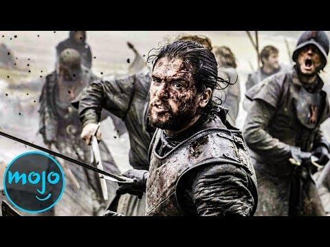 Top 10 Epic Game of Thrones Battles