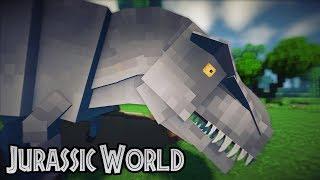 Jurassic World Evolution in Minecraft