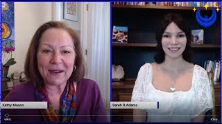 Sarah Adams Livestream - Conscious Business Zone with Sarah R Adams