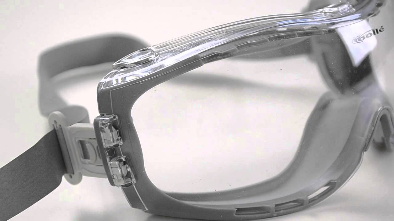 fe42bdbad96c Bolle Pilot Safety Goggles - Online Review - YouTube
