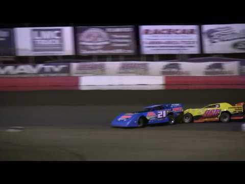 Late Model Sportsman Heat Race Action  East Bay Raceway Park  32517