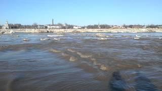 Наводнение в Великом Устюге