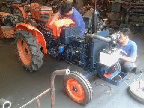 Hand Tractors & Kubota Farm Tractors (Manila, Philippines)