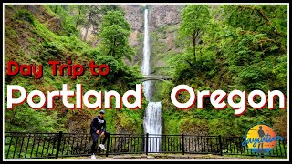 PORTLAND DAY TRIP FROM SEATTLE - Oregon Travel Guide