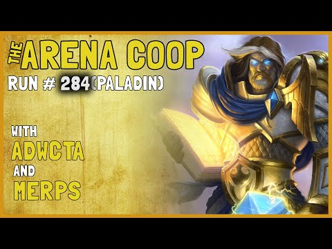 Hearthstone Arena Coop #284: Paladin