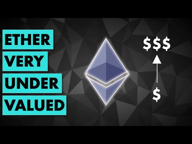 🔴 Ether is MASSIVELY undervalued because.... | Ethereum & DeFi News