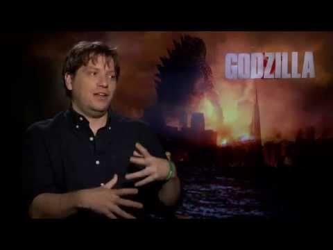 Godzilla Interview   Gareth Edwards