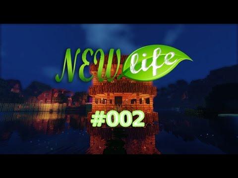 Eisen-Rüstung !! #002 - Minecraft New Life
