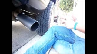 SoCalRam Exhaust tip