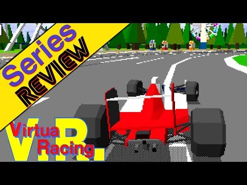 Virtua Racing Series Review An in depth look at the Arcade, Genesis, 32X, Saturn, and PS2 releases.