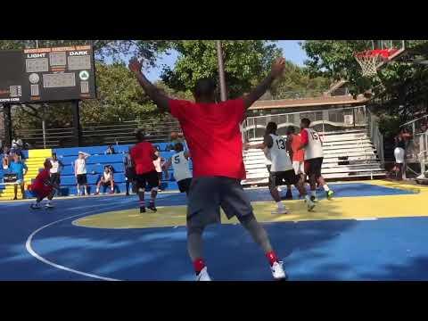 Jamel Harris - York College C/O Of 2019 (Rucker Park Invitational)