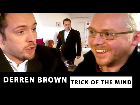 Simon Pegg's Mystery Present - Trick of the Mind
