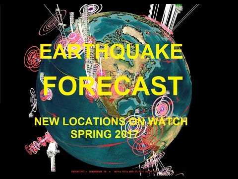 3/24/2017 -- Nightly Earthquake Update + Forecast -- Myanmar, Japan, Europe hit as expected