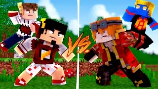 Minecraft: AMIGOS vs AMIGOS - BED WARS ‹ AMENIC ›