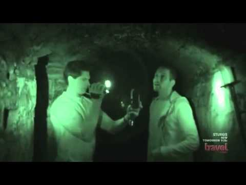Ghost Adventures Edinburgh Vaults - SCARY EMF READING!