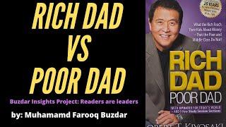 Summary of Book Rich Dad & Poor Dad