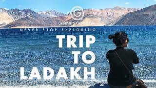 Summer Vacation in Ladakh | 6 Day Itinerary | Pangong Lake | Nubra Valley