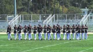 USMC Battle Colors Ceremony 3 11 11, 9