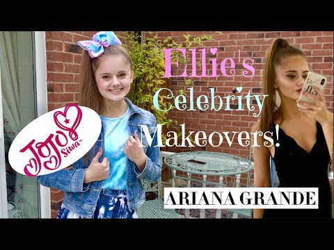 Ellie's Celebrity Makeovers!
