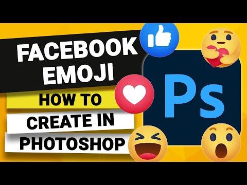 Tutorial#11 | How To Make Emoji In Photoshop CS6