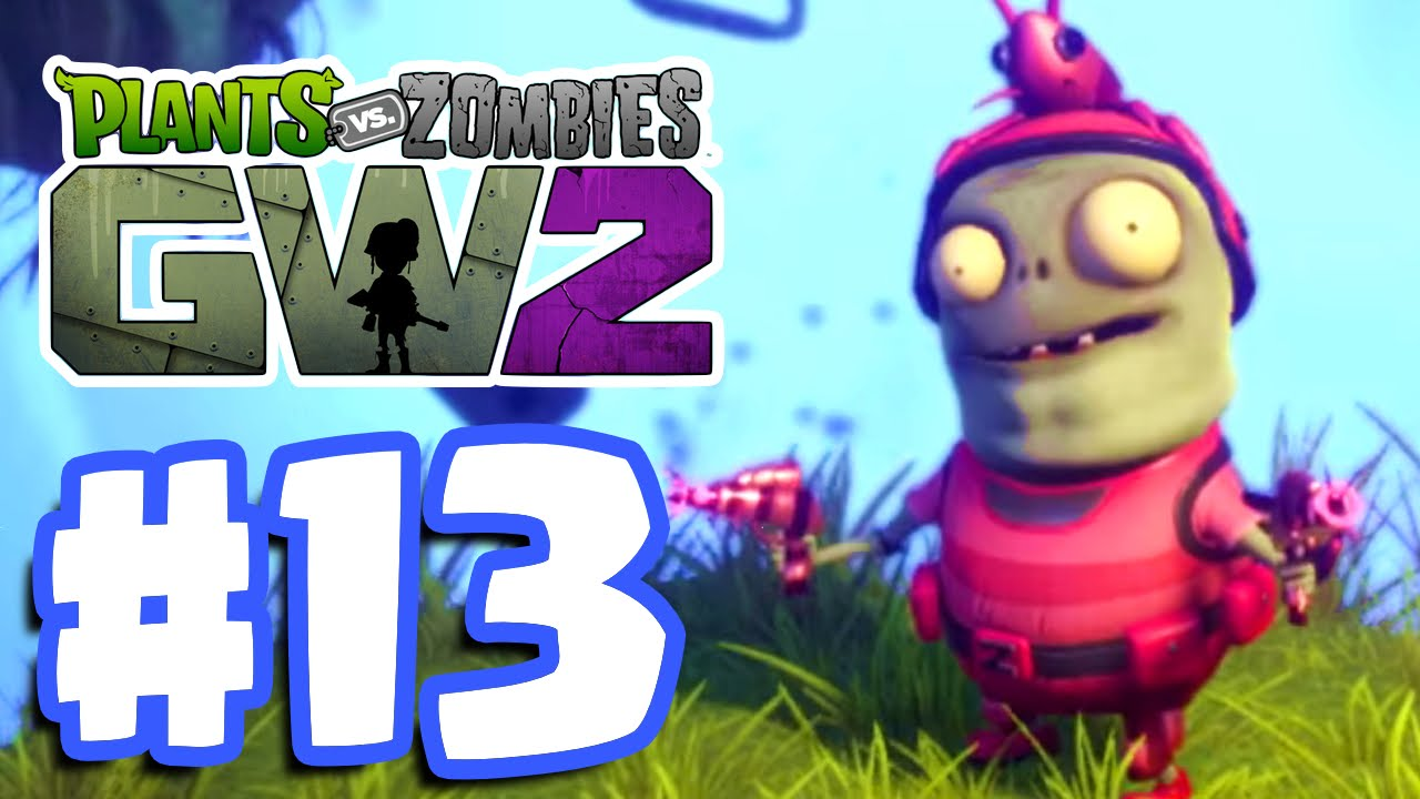 new zombie s h r imp plants vs zombies garden warfare 2