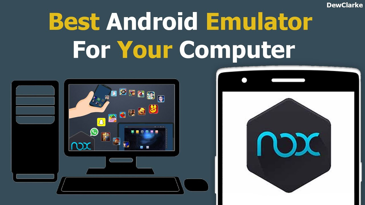 Best android emulator with root option