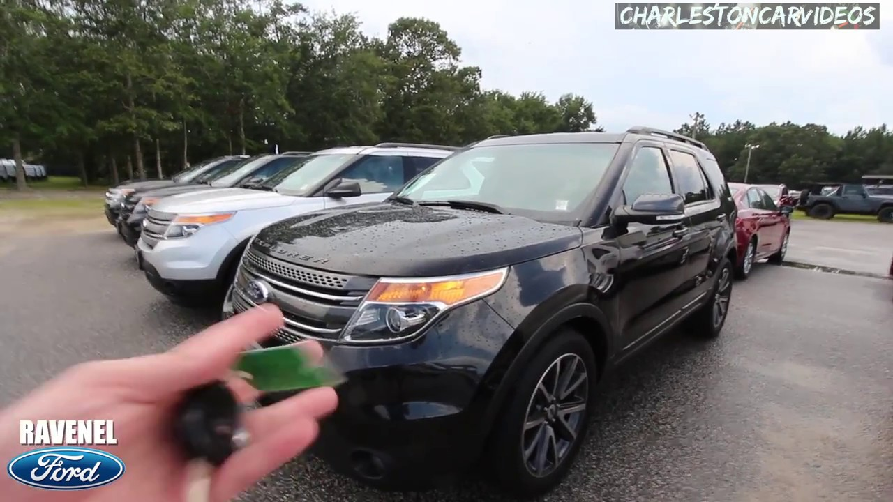 2015 Ford Explorer Xlt 2 Years Later Review For Sale Tour At Ravenel July 2017