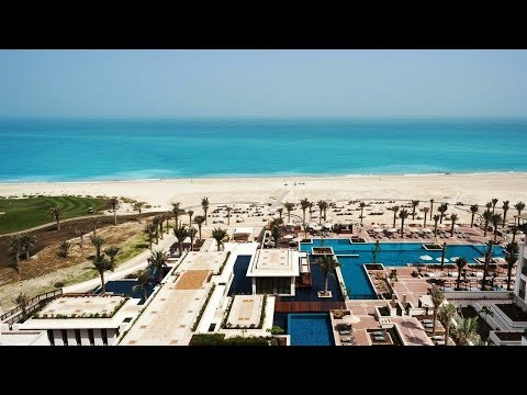 The St  Regis Saadiyat Island Resort, Abu Dhabi, United Arab Emirates, 5 star hotel