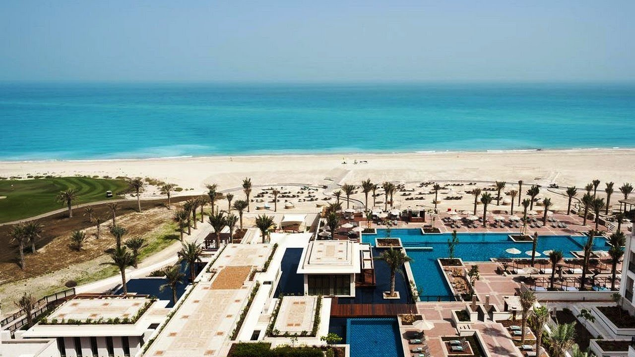 The St Regis Saadiyat Island Resort Abu Dhabi United Arab Emirates 5 Star Hotel