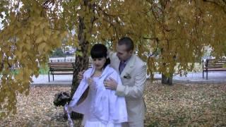 Свадебная прогулка вокзал.videogritsa.