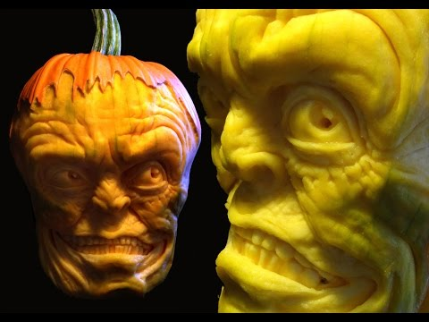 Jim Dilly - How to Carve Your Pumpkin Like a Pro