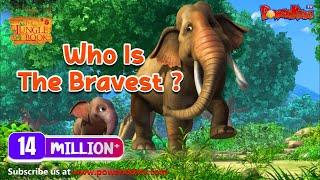 Jungle Book Hindi Season 1 Episode 12 Who's the Bravest