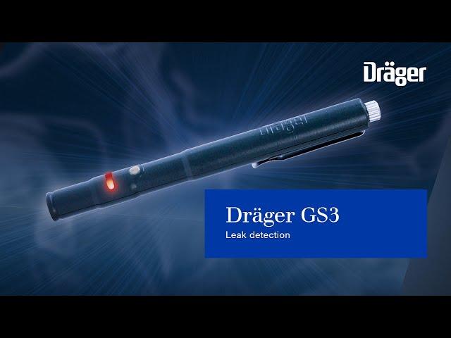 DRÄGER GS3 Leak detection