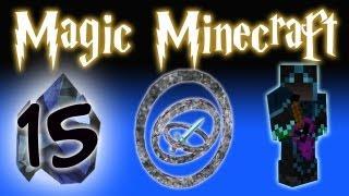 Minecraft Ars Magica - Spell Vortex! #15