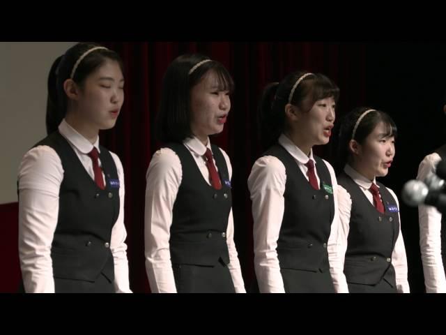 제7회 전국 중고등학교 중창경연대회 - (대구) 신명고교 - 대상