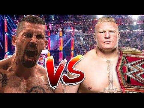 Yuri Boyka vs Brock Lesnar
