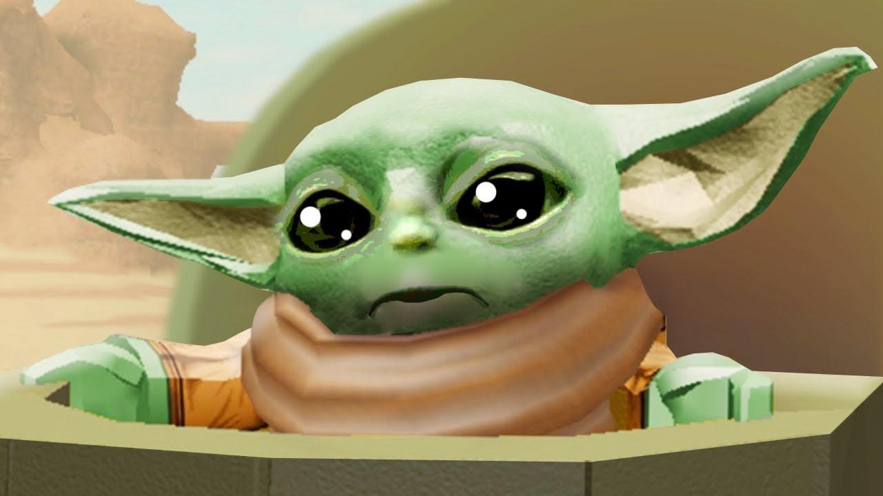 Baby Yoda Song Roblox Id